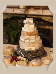 Cheese Wedding Cake From The CheeseWorks