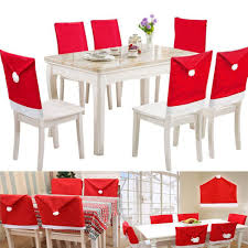Amazon.com: Christmas Santa Hat Chair Back Cover, Christmas Santa ... Kids Ding Table And Chair Set Fniture Nantucket Coaster Stanton Contemporary Value City China White Nordic Event Party Oval Shape Pedestal For 6 With Brown Painted Also Teak Alinium Folding Portable Camping Pnic Party Ding Table With 4 Johoo Comfortable Plastic Restaurant The Table That Grows To Match The Party Ikea Amazoncom Miniature Tea Colctible Whosale Tables Suppliers Aliba Traditional V Modern Room Sets Expand Tempo And Chairs Granby Merlot 7 Pc Rectangle Woodback