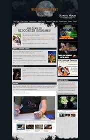 Halloween Express Appleton Wi by Jordan Utecht Web Designer And Front End Developer