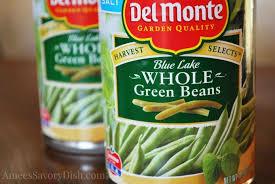 Healthier Homemade Green Bean Casserole Amees Savory Dish