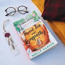 Review Sweet Tea And Sympathy By Molly Harper Southern Eclectic 1