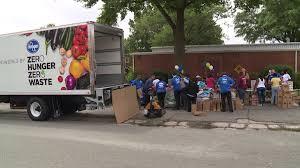 Feedmore Get Helps To Bring Mobile Pantry To Low Income Va. Families ...