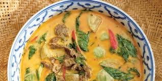 cuisine au lait de coco curry de boeuf au lait de coco recettes femme actuelle