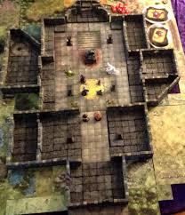 3d Dungeon Tiles Dwarven Forge by D U0026d Next Wielding A Bohemian Ear Spoon