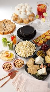 Food To Serve For A 50th Anniversary Party