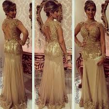 gold lace prom dress 2015 naf dresses
