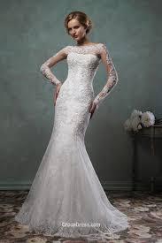 stunning strapless detachable skirt mermaid lace wedding dress