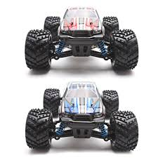 1/18 Electric RC Car 4 Wheels 2.4G Competing RC Cars Up To 40KMH ...