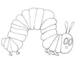 Click To See Printable Version Of Very Hungry Caterpillar Coloring Page