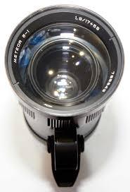 100 Krasnogorsk 2 LOMO KMZ Zoom Lens Meteor 51 F1769mm F19 Mount 798843