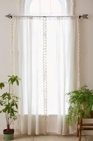 Plum And Bow Blackout Pom Pom Curtains by Plum U0026 Bow Blackout Pompom Curtain