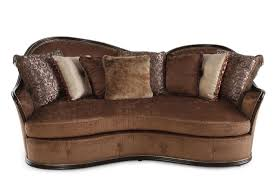 caracole mezzanotte grandeur sofa mathis brothers furniture