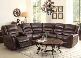 Southern Motion Reclining Furniture by Palmyra Motion Sectional Sofa 8411 Cr By Homelegance W Console