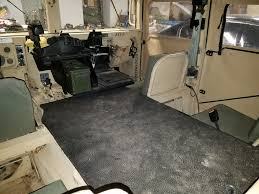 Humvee DIY – How To Make A HMMWV Tunnel Cover? - Gear Report