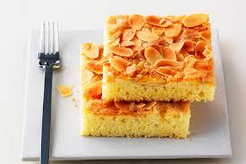schneller mandel butterkuchen