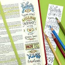NEW Luke Bible Journaling Color Your Own Di Karladornacher