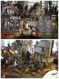 Dept 56 Halloween Village Retired by 100 Halloween Village Sets Halloween Village Wallpapers
