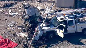 Car Slams Into Amtrak Train, Hits Truck In Camarillo   Abc7.com Train Hits Ctortrailer Carrying Hydrochloric Acid In Washington Amtrak Train Collides With Truck Bacon Near Wilmington Hits Semitruck Robards Tristatehomepage Glenwood Springs Fox31 Denver Carrying Members Of Congress Headed To Gop Retreat Truck One Killed Another Injured When Car Staunton Driver Leaps Safety As Crashes Into Inside Edition Loaded Watermelons Sumter County Wftv Slams At Crossing Nbc News Minnesota Town 200 Evacuated After Tanker 40 Passengers Beth Schlanker On Twitter Smart Semitruck Santa