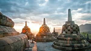 Borobudur Sunrise Merapi Volcano Prambanan Full Day Tour
