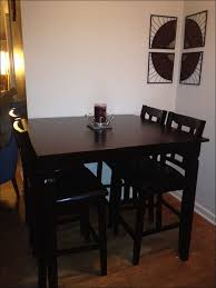 Big Lots Kitchen Table Chairs by Kitchen Table Round Farmhouse With Bench Metal Drop Leaf 2 Seats