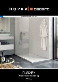 badart duschen katalog by hopra issuu