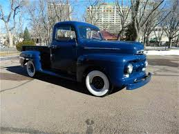 1951 Ford F1 For Sale | ClassicCars.com | CC-772303