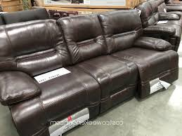 Berkline Leather Sectional Sofas by Living Room Full Grain Leather Sofa Costco Sleeper Black