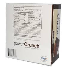 BNRG Power Crunch Protein Energy Bar Original Triple Chocolate 12 Bars 14 Oz 40 G Each