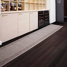 tapis pour la cuisine tapis de passage casa pura primavera beige pour cuisine couloir