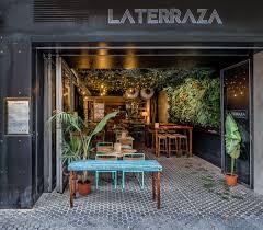 si e de bar reforma e interiorismo la terraza tapas bar en sevilla y si