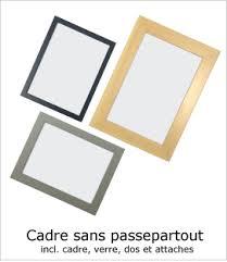 cadre sur mesure encadrement sur mesure passepartout et caisse