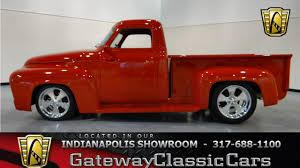 100 55 Ford Truck For Sale 19 F100 Gateway Classic Cars Indianapolis 275ndy