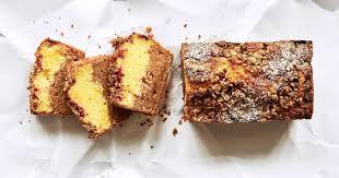 marroni cake mit streusel