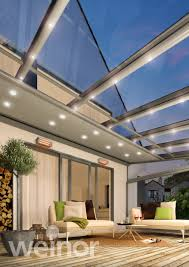 wie werden die glaselemente gepflegt sonnenschutzsysteme