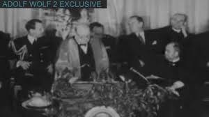 Winston Churchill Iron Curtain Speech Video by Winston Churchill Speech At Westminster College Youtube