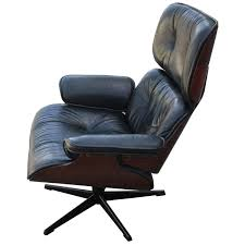 Iconic Eames Style Lounge Chair And Ottoman At 1stdibs Bean Bag ... Eames Style Lounge Chair Thebricinfo Eames Style Lounge Chair And Ottoman Black Leather Palisander Ottomanwhite Worldmorndesigncom Charles Specialist Hans Wegner Replica The Baltic Post And Brown Walnut Afliving Eames 100 Aniline Herman Miller Century Reproduction 2 Plycraft Style Lounge Chair Ottoman