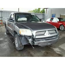 100 Truck Accessories Orlando 2006 2007 2008 MITSUBISHI RAIDER LS FOR PARTS Car On