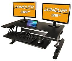 Ergotron Workfit D Sit Stand Desk by Tabletop Standing Desk Fit 18 Adjustable Height Sit To Stand