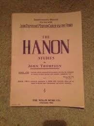 Buy 47 Hanon Studies John Thompson Library New Exercises Prep Course Book FREE SHI In Cheap Price On Alibaba