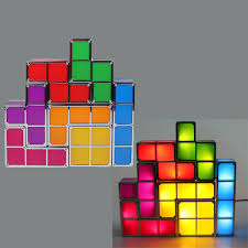 Tetris Stackable Led Desk Lamp Amazon by Tetris Stackable Led Desk Lamp Lamp Art Ideas