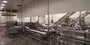 HEB Food Processing Plant - Claycorp