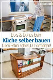 einbauküche küche bauen selbst de küche selber bauen