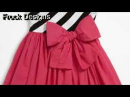 Frock Design Latest Baby Patterns Girl Dress Cotton Frocks Kids