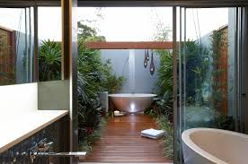 Lovely Deck Outdoor Bathroom Tropical Bathroom Design Ceramic New ... Indoor Porch Fniture Tropical Bali Style Bathroom Design Bathroom Interior Design Ideas Winsome Decor Pictures From Country Check Out These 10 Eyecatching Ideas Her Beauty Eye Catching Dcor Beautiful Amazing Solution Youtube Tips Hgtv Modern Androidtakcom Unique 21 Fresh Rustic Set Cherry Wood Mirrors Tropical Small Bathrooms