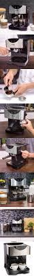 Mr Coffee Stainless Steel Pump Espresso Machine ECMP50