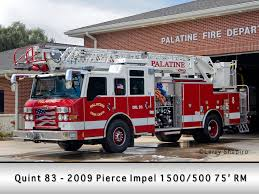 100 Fire Truck Graphics New Graphics For Palatine Department Apparatus