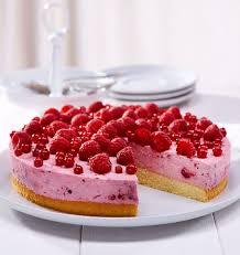 schnelle rote grütze torte