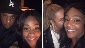 Tiffany Haddish Beyonce Jay Z