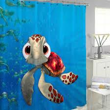 disney frozen Shower Curtains from BernieceCurtain on Etsy