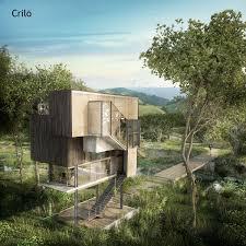 La Casa Del árbol De Atelier Crilo Arte